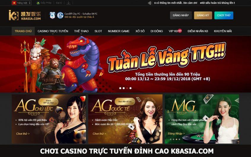 Sòng Bài Casino Trực Tuyến Là Gì? Cách Thức Hoạt Đồng Như Thế Nào?