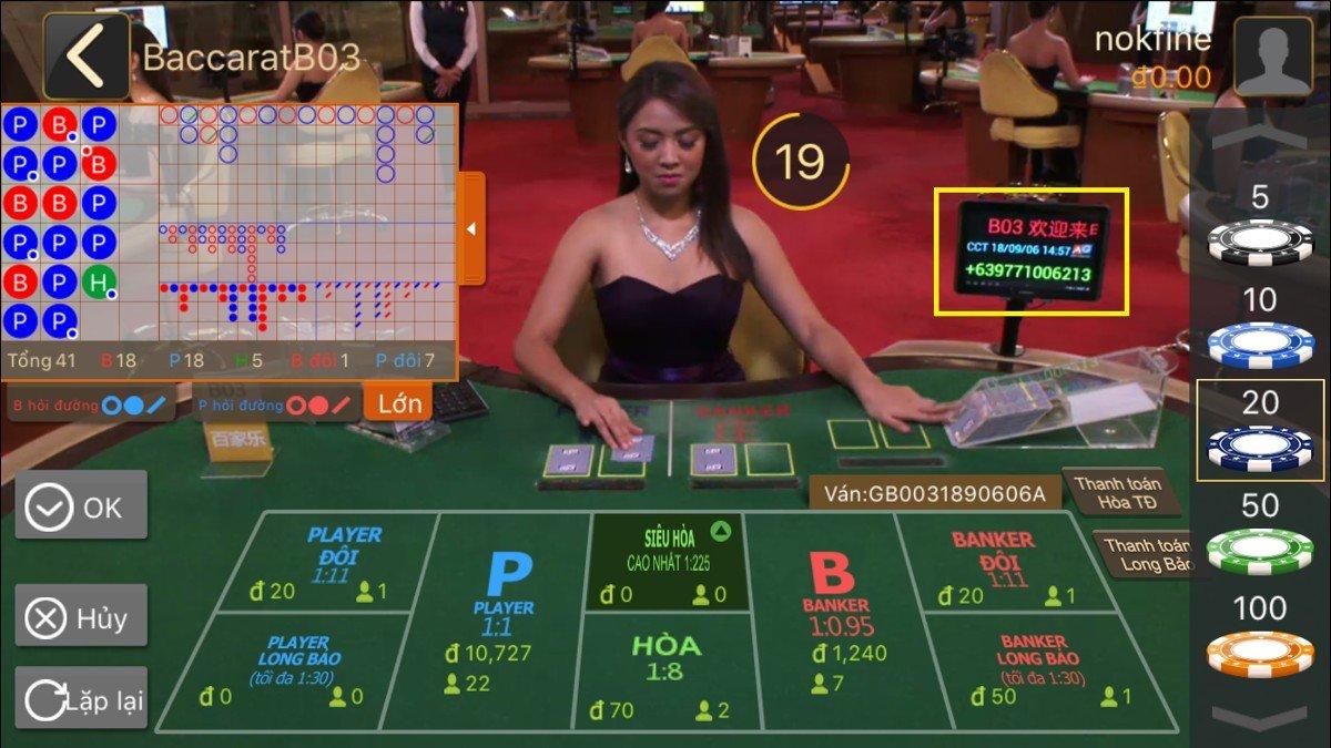 K8 mobile chơi casino trực tuyến trên dt
