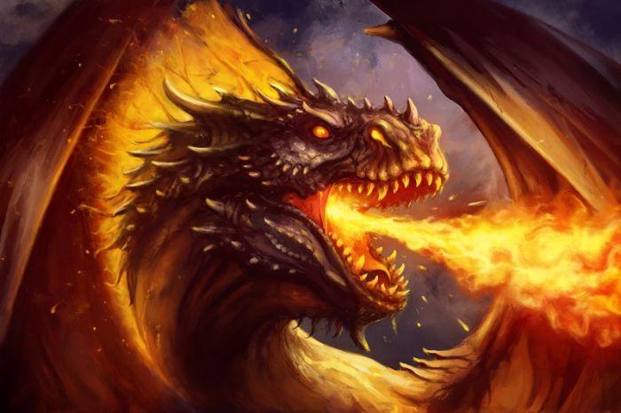 Nếu mơ thấy rồng đang phun lửa, hãy nhanh tay đánh con số 13 - 55 - 69 để thay đổi vận mệnh nhé!
