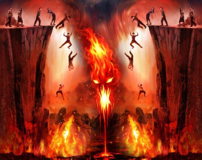 Mơ thấy bạn đang bỏ trốn khỏi địa ngục, đánh ngay con đề 15 - 51