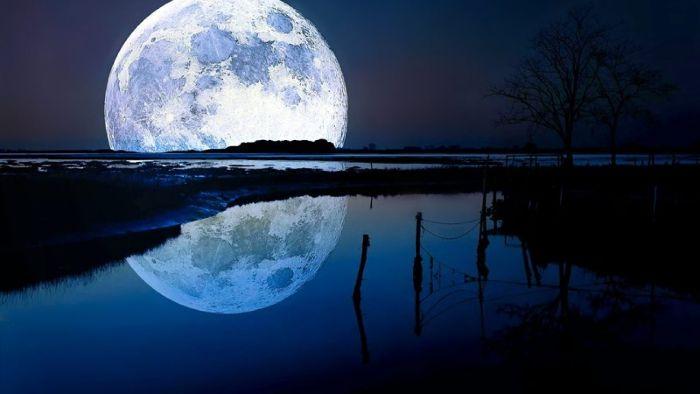 Giải mã chi tiết đối với giấc mơ thấy mặt trăng