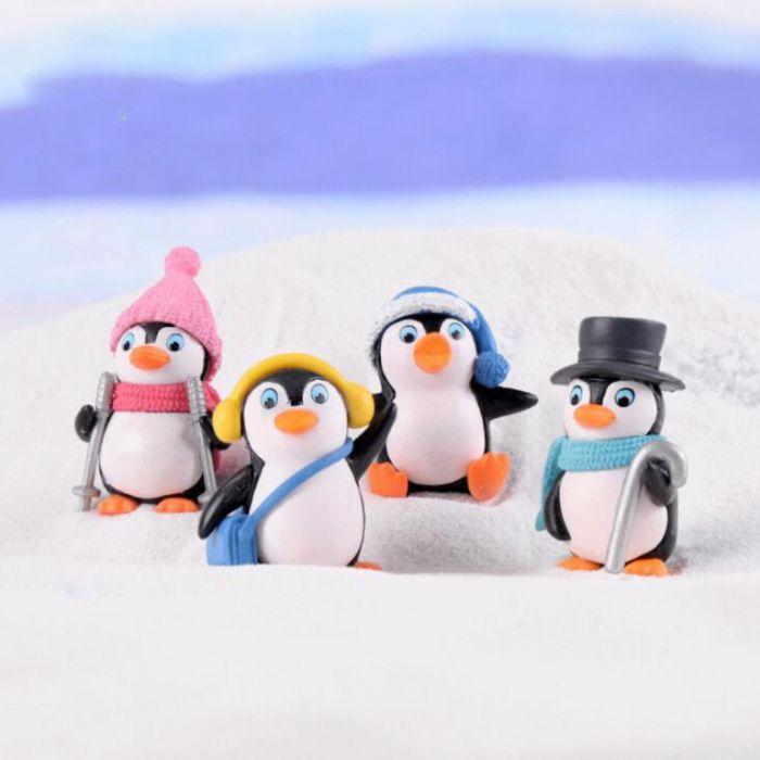 Mơ thấy đồng nghiệp tặng tượng chim cánh cụt là một điềm báo xấu