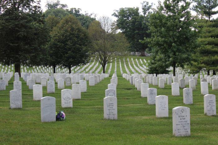 Việc mang hoa đến nghĩa địa cho thấy bạn là người uống nước nhớ nguồn