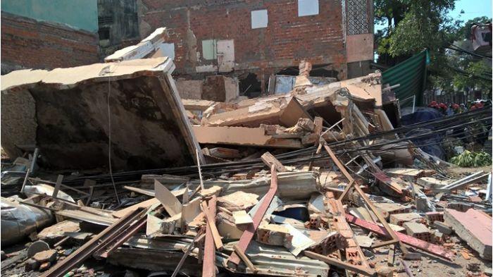 Ngủ mơ thấy nhà bị sập mang tới điềm báo không tốt dành cho bạn