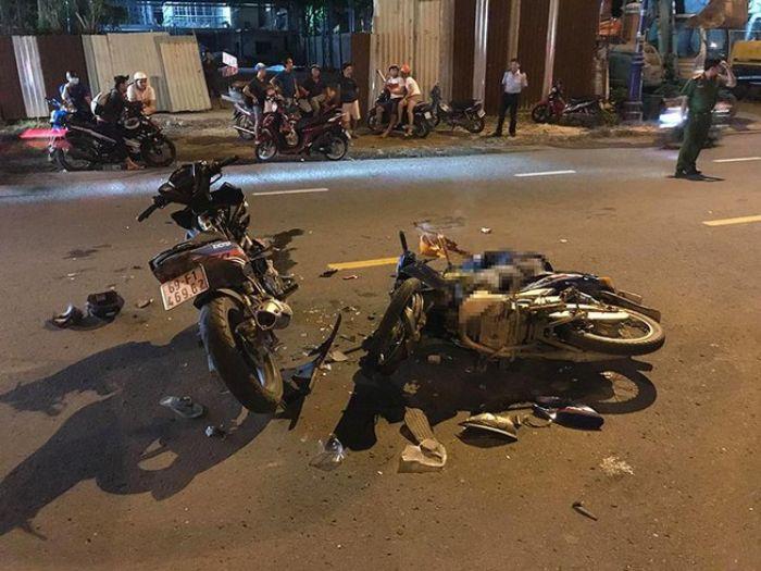 Nằm ngủ thấy người khác bị tai nạn xe máy trên đường cao tốc