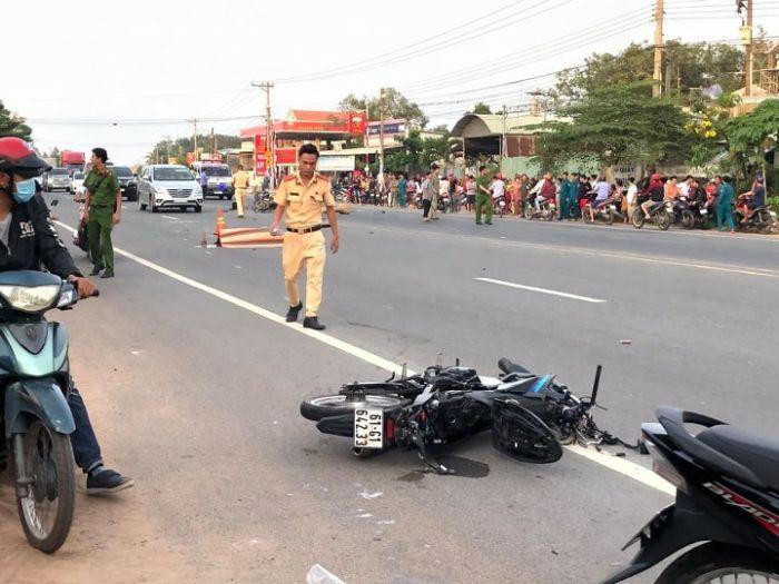 Nằm mộng thấy người lạ bị tai nạn xe máy cho thấy bạn sắp gặp phải một vận xui nào đó