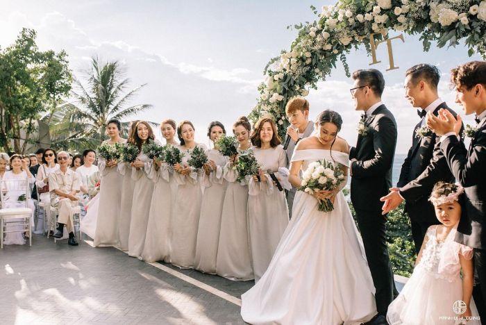 Một đám cưới sang trọng là điều mà tất cả chúng ta đều mong ước có được