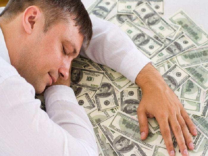 Mơ thấy tiền nhưng không phải của mình