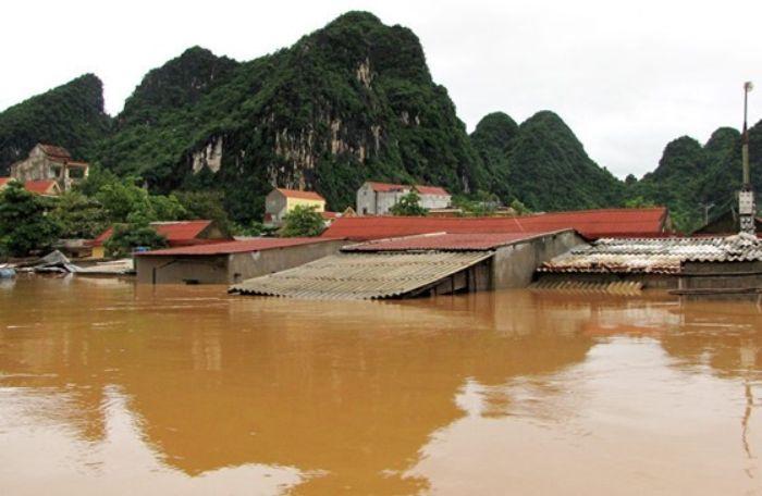 Mơ thấy lũ lụt đánh con gì? May mắn hay xui xẻo?