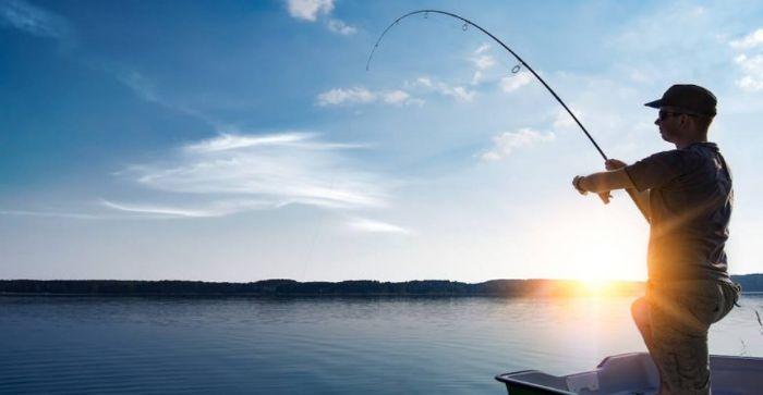 Câu cá là một hoạt động lành mạnh, tao nhã mang lại niềm vui cho mọi người