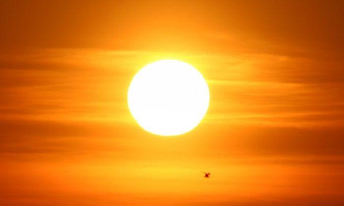 Mặt trời chính là hành tinh trung tâm thuộc hệ thiên hà