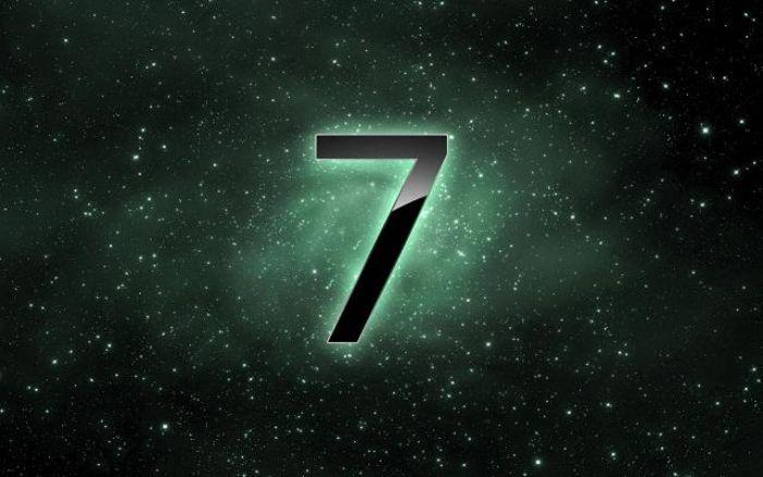 Trên thực tế, nằm mơ thấy số 7 không hẳn mang lại những điều không may mắn