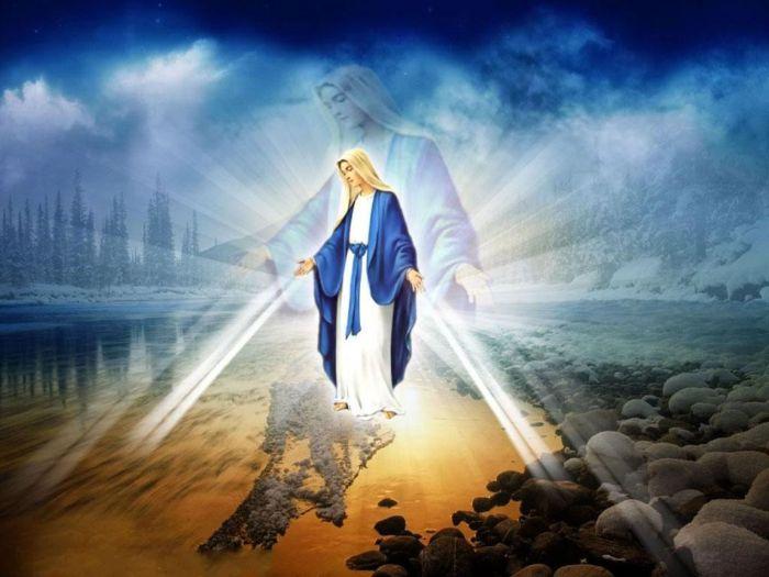 Nằm mơ thấy Đức Mẹ Maria được xem là cát mộng với rất nhiều người, nhất là các anh em trong giới lô thủ