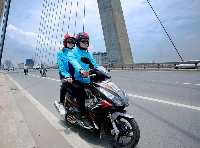 Phần lớn những chiêm bao chạy xe máy sẽ mang đến vận may