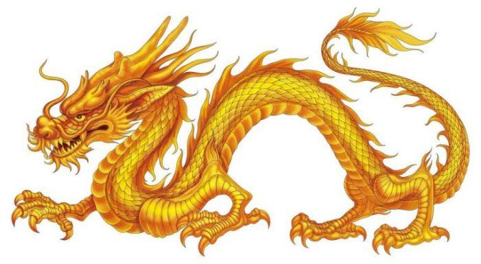 Rồng đứng vị trí thứ 5 trong 12 con giáp và đứng đầu trong tứ linh