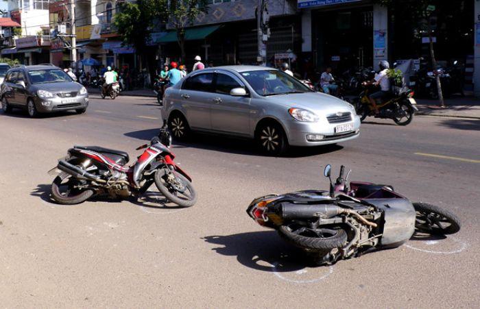 Giấc mộng thấy người khác gặp tai nạn xe máy thường mang đến cho chủ nhân điềm không tốt lành