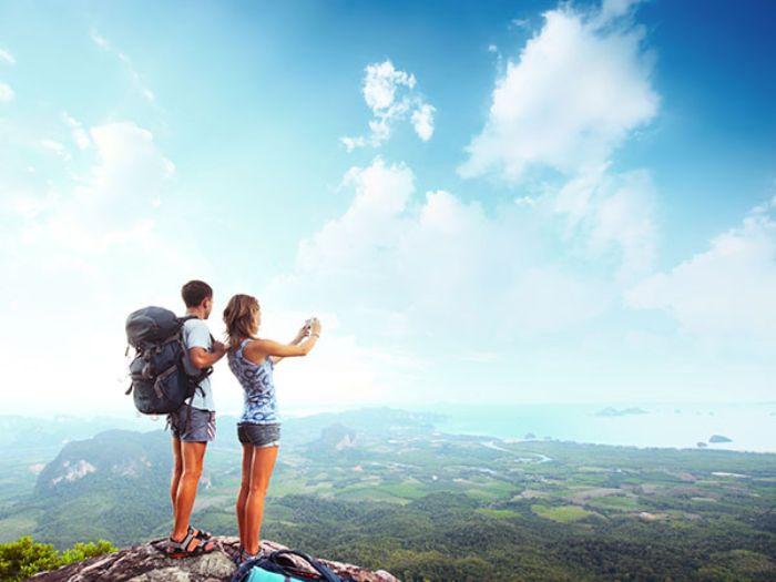Việc nằm mơ thấy đi du lịch cũng hoàn toàn có thể xuất hiện
