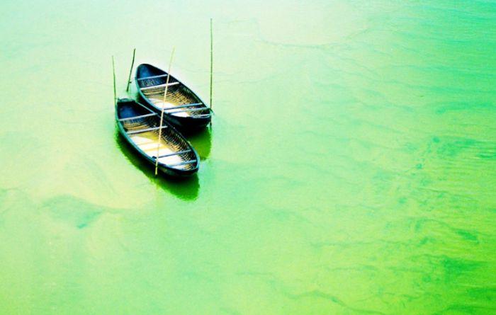 Giấc mơ thấy nước sông đem đến nhiều điềm báo khác nhau