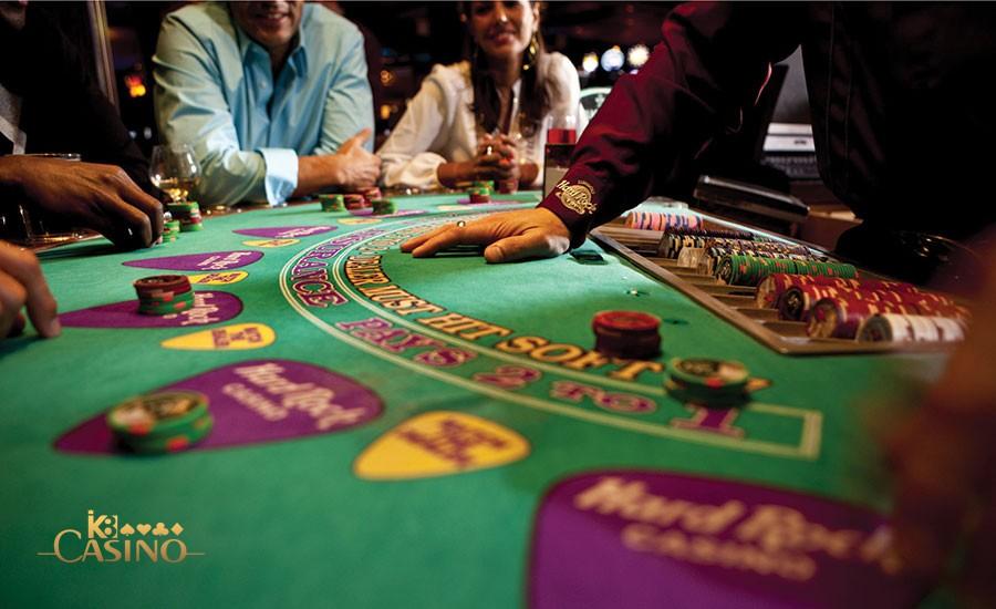 Chơi bài blackjack tại casino dễ thắng