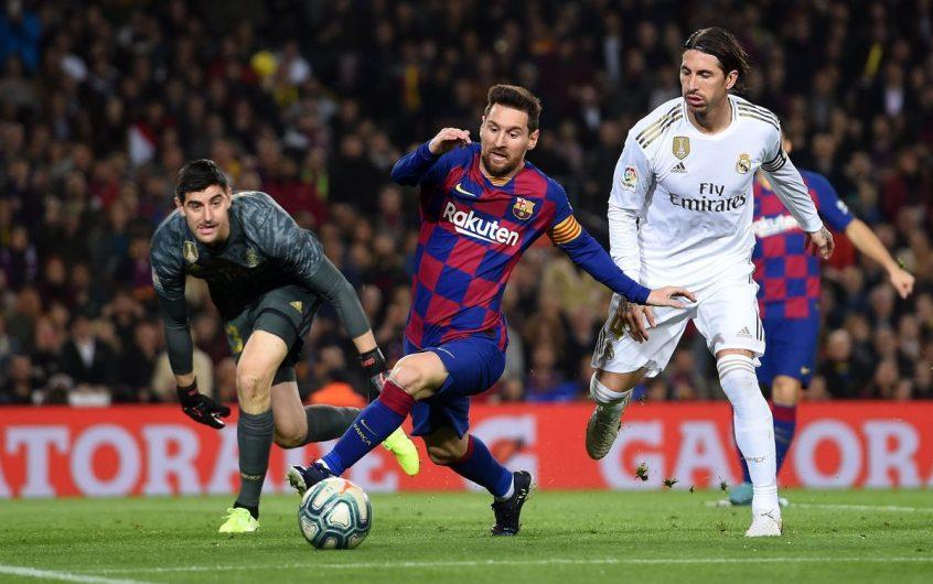 Soi kèo Barcelona vs Real Madrid lúc 21h ngày 24/10/2020