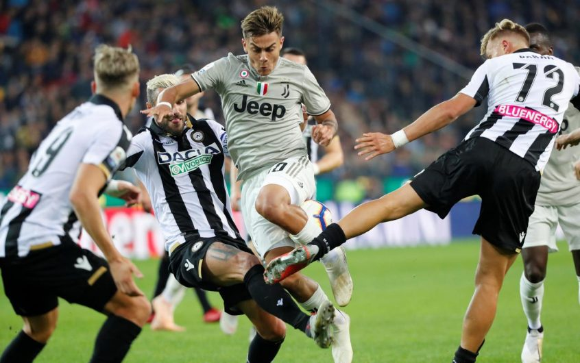Soi kèo Dynamo Kyiv vs Juventus lúc 23h55 ngày 20/10/2020