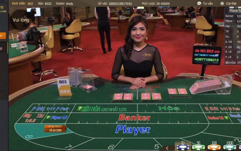 Hướng Dẫn Chơi Bài Baccarat Chi Tiết Tại K8 Casino