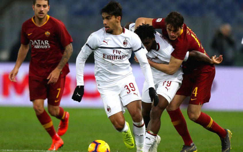 Soi kèo AC Milan vs AS Roma lúc 2h45 ngày 27/10/2020