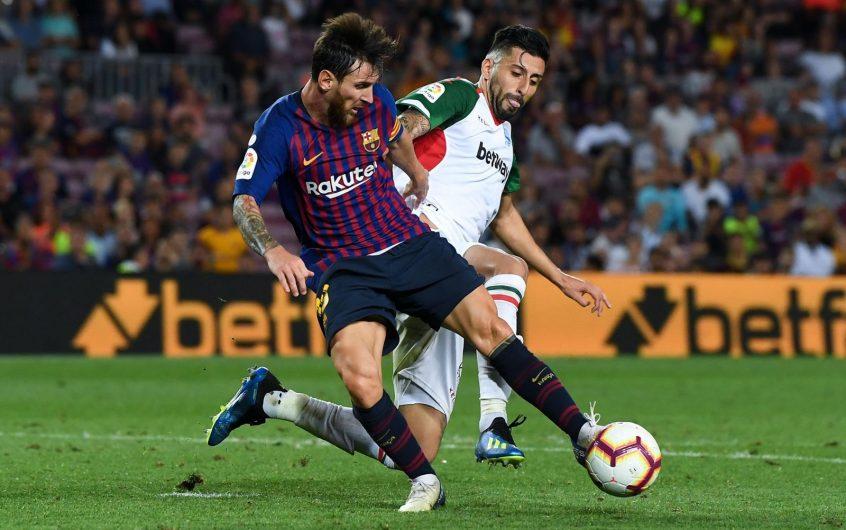 Soi kèo Alaves vs Barcelona lúc 3h ngày 1/11/2020