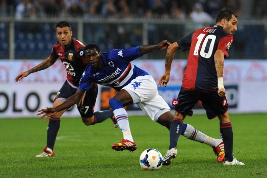 Soi kèo Sampdoria vs Genoa lúc 2h45 ngày 2/11/2020