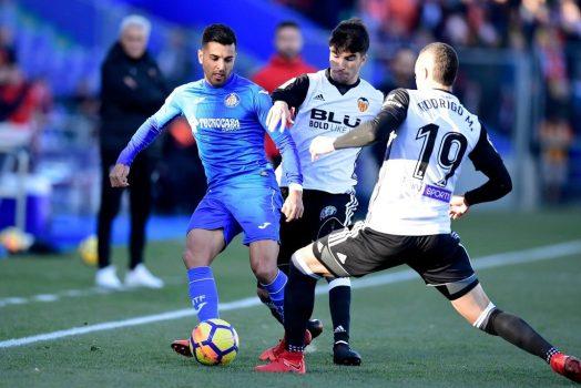Soi kèo Valencia vs Getafe lúc 3h ngày 2/11/2020