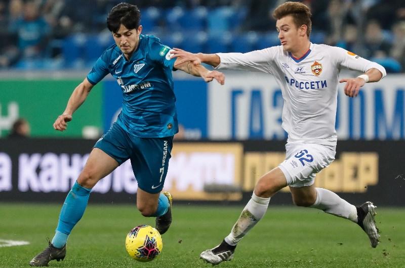 Soi kèo Zenit St. Petersburg vs Club Brugge lúc 23h55 ngày 20/10/2020