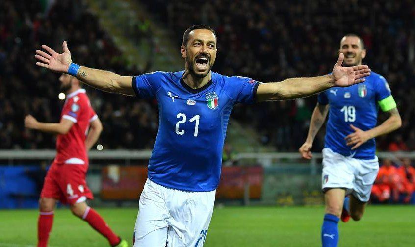 Soi kèo Bosnia vs Ý lúc 02h45 ngày 19/11/2020