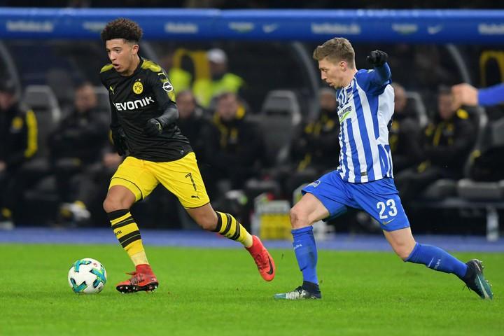 Soi kèo Hertha Berlin vs Dortmund lúc 02h30 ngày 22/11/2020