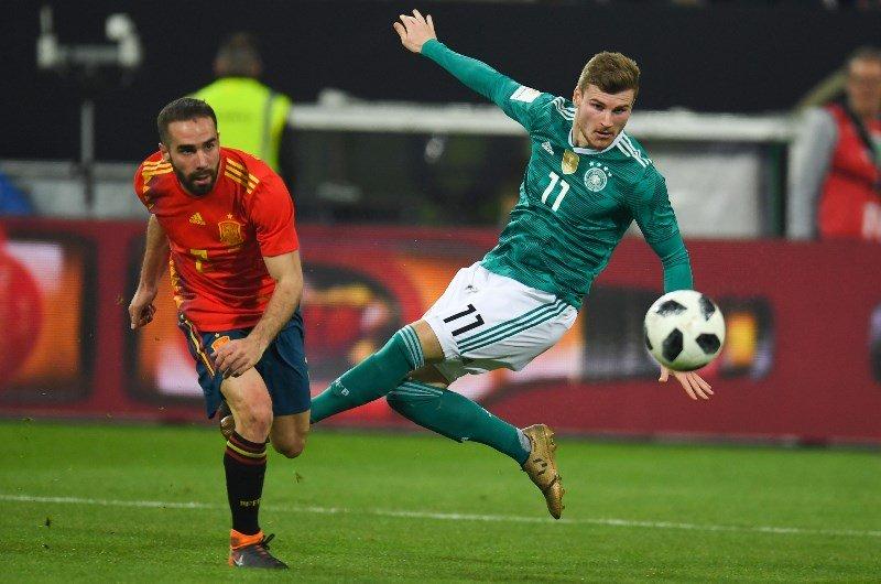 Soi kèo Tây Ban Nha vs Đức lúc 02h45 ngày 18/11/2020