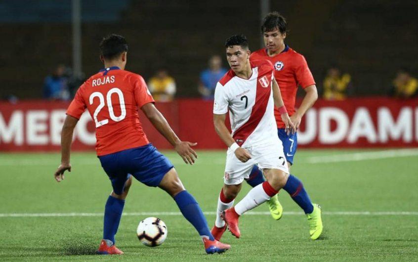 Soi kèo Chile vs Peru lúc 06h00 ngày 14/11/2020