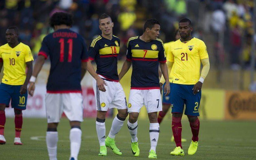 Soi kèo Ecuador vs Colombia lúc 04h00 ngày 18/11/2020