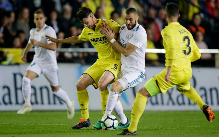 Soi kèo Villarreal vs Real Madrid lúc 22h15 ngày 21/11/2020