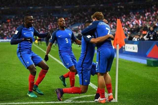 Soi kèo Pháp vs Thụy Điển