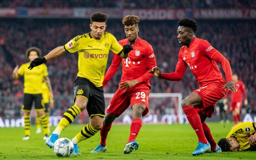 Soi kèo Dortmund vs Bayern Munich lúc 0h30 ngày 8/11/2020