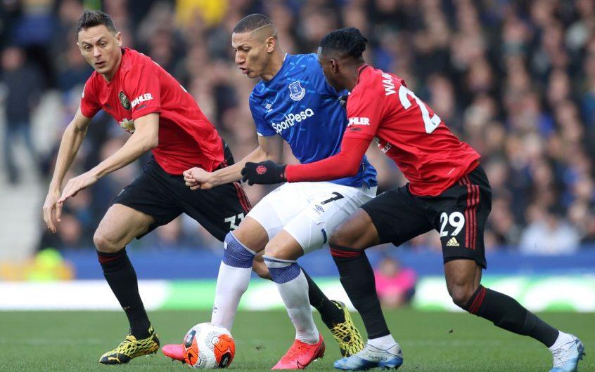 Soi kèo Everton vs Manchester Utd lúc 19h30 ngày 7/11/2020