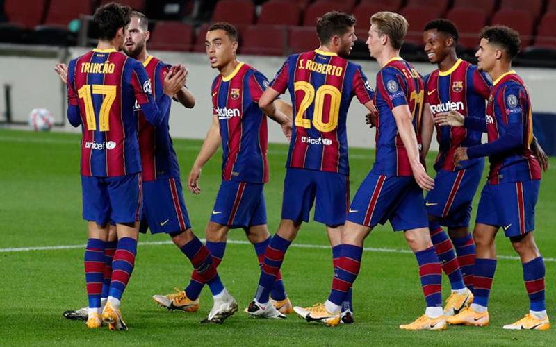 Soi kèo Dymam Kiev vs Barcelona lúc 03h00 ngày 25/11/2020