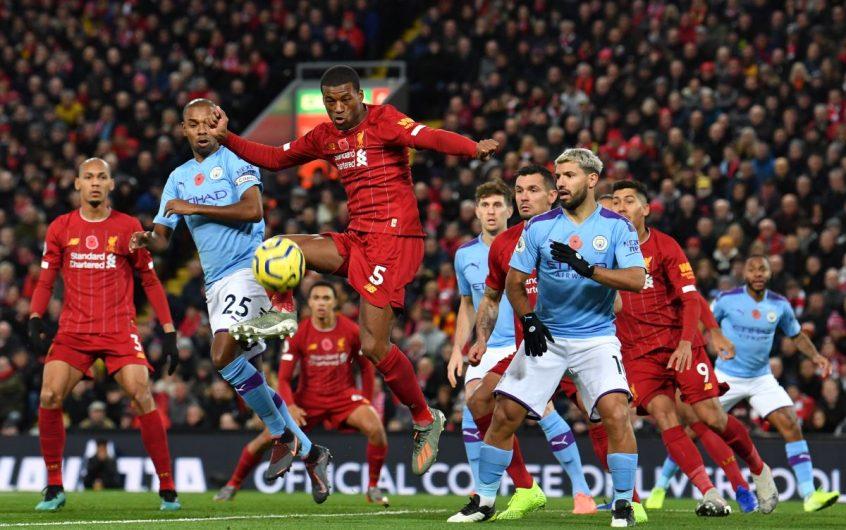 Soi kèo Manchester City vs Liverpool lúc 23h30 ngày 8/11/2020