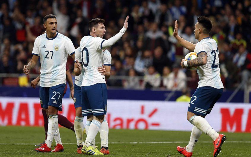 Soi kèo Argentina vs Paraguay lúc 07h00 ngày 13/11/2020