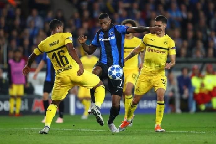 Soi kèo Dortmund vs Club Brugge lúc 03h00 ngày 25/11/2020
