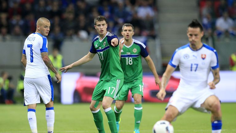 Soi kèo Bắc Ireland vs Slovakia lúc 02h45 ngày 13/11