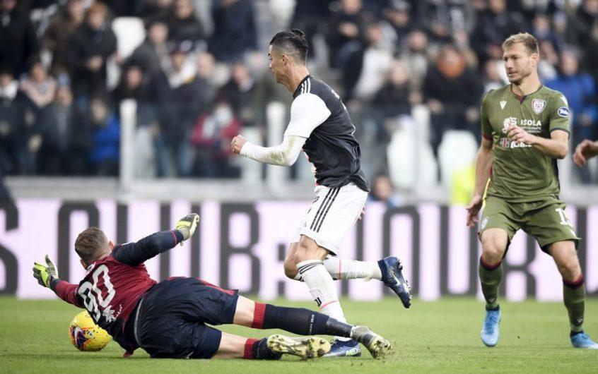 Soi kèo Juventus vs Cagliari lúc 02h45 ngày 22/11/2020