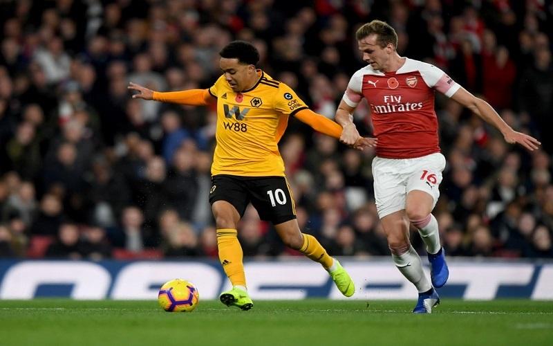 Soi kèo Arsenal vs Wolves lúc 02h15 ngày 30/11/2020