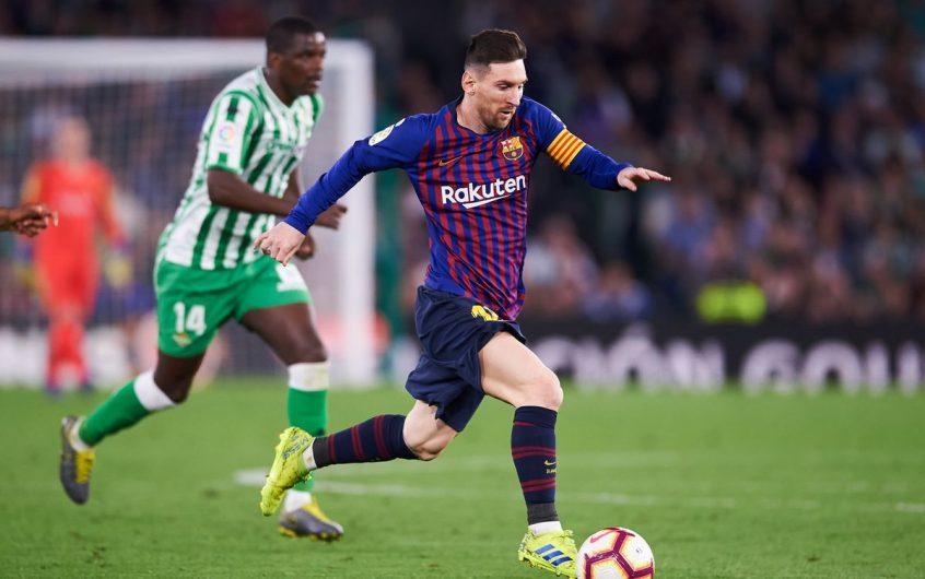 Soi kèo Barcelona vs Betis lúc 22h15 ngày 7/11//2020