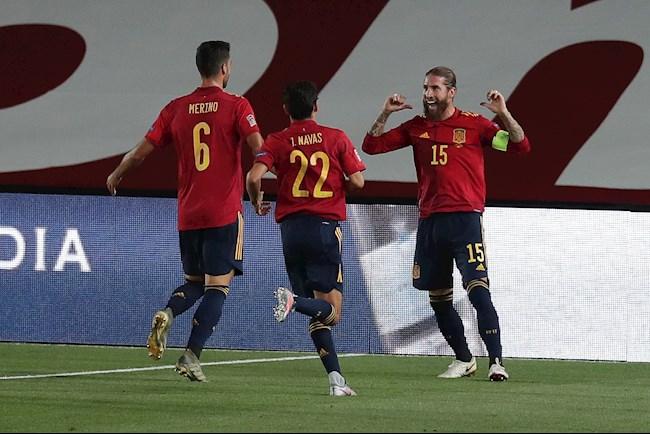 Soi kèo Thụy Sĩ vs Tây Ban Nha lúc 02h45 ngày 15/11/2020