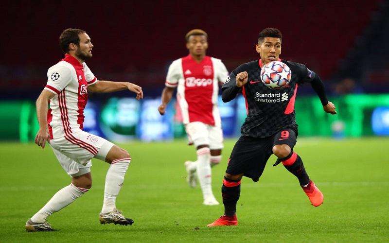Soi kèo Liverpool vs Ajax lúc 03h00 ngày 2/12/2020